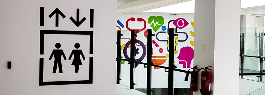 Wall_vinyls_at_Bray_Primary_Care_Centre